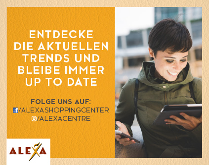 Alexa Shoppingcenter Shopping Centre Papeterien Burobedarf Shopping